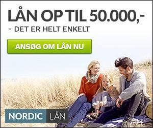 Nordiclån er hurtige penge
