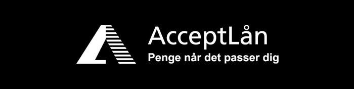 Hos AcceptLån kan du låne op til 100.000 kr.