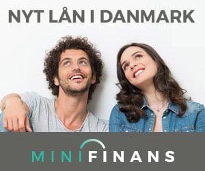 MiniFinans >> lån fra 500 til 12.000 kroner
