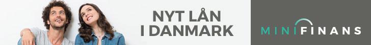 MiniFinans >> nyt lån i Danmark