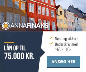 Anna Finans - få pengene på 10 minutter
